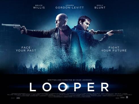Looper (käsikirjoitus ja ohjaus: Rian Johnson, 2012)