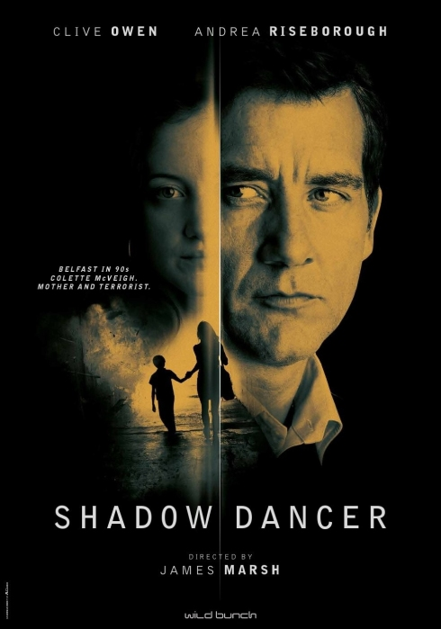 Shadow Dancer (ohjaus: James Marsh, 2012)