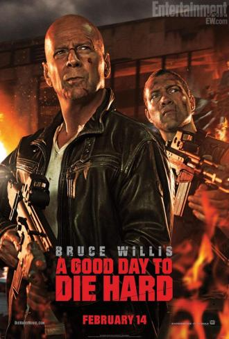 A Good Day to Die Hard (Suomen ensi-ilta perjantaina 15.2.2013)