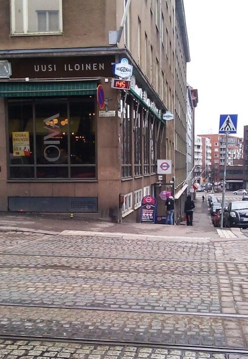 Ravintola Oiva, Porthaninkatu 5, 00530 Helsinki, p. 010 219 2980, oiva@ravintolaoiva.fi