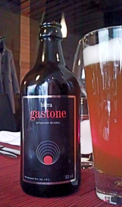 Birra Gastone from Rome